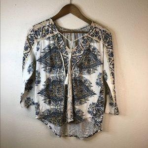 Lucky Brand blouse